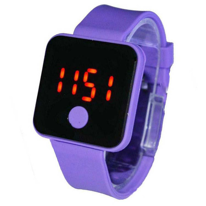 Factory Price Simple LED watch LED Bracelet Watch