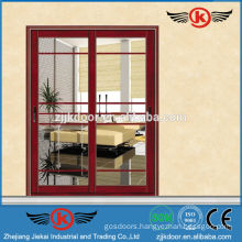 JK-AW9100 elegant design hot selling aluminum sliding door glass door