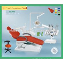 MSLDU05M Hochwertige und billige zahnärztliche Stuhl China Herstellung zahnärztliche Ausrüstung