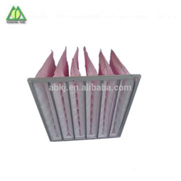 Medium efficiency pocket air filter