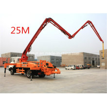 Concrete Boom Pump From China Truck Mounted Pump 25m-35m
