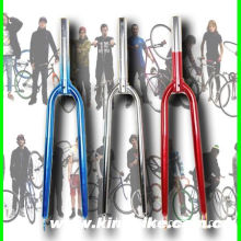 Fixed Gear Bicycle Parts, Fixed Gear Bike Fork, Steel or Cr-Mo