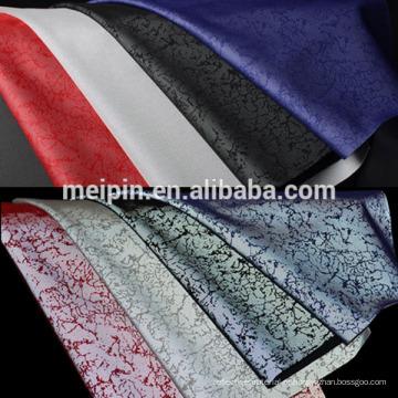Tecido de malha refletivo de arco-íris para calçados esportivos, calçados casuais