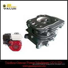Todos os Tipos 168f 168f-1 170f 177f 188f 190f Motor Cylinder Head para Gerador Portátil