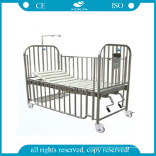 Cama Hospitalar Manual AG-CB014 para Crianças
