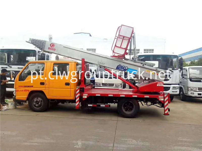 Vehicle Mounted Boom Lift 4