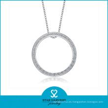 Hacer la joyería de la piedra preciosa de la plata esterlina 925