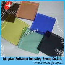 Bleu foncé / vert foncé / gris foncé verre teinté