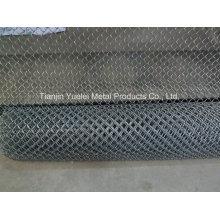 Оцинкованная железная проволока Шестиугольная сетка / горячая окуная оцинкованная сварная сетка / оцинкованная квадратная сетка