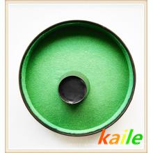 Grünes Würfel-Tablett