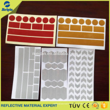Safety Sticker Reflectors