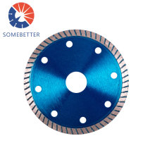 """Dry cutting and sharp 4"""" circular saw blades to cut tile for angle machine/cutting machine"""