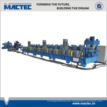 High Productivity Expressway Guardrail Steel Wall Panel Roll Forming Machine