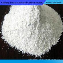 Белый кристаллический порошок сульфата бария 99% baso4 в