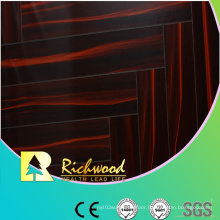 12.3mm E1 HDF AC4 Mirror Beech Water Resistant Laminate Flooring