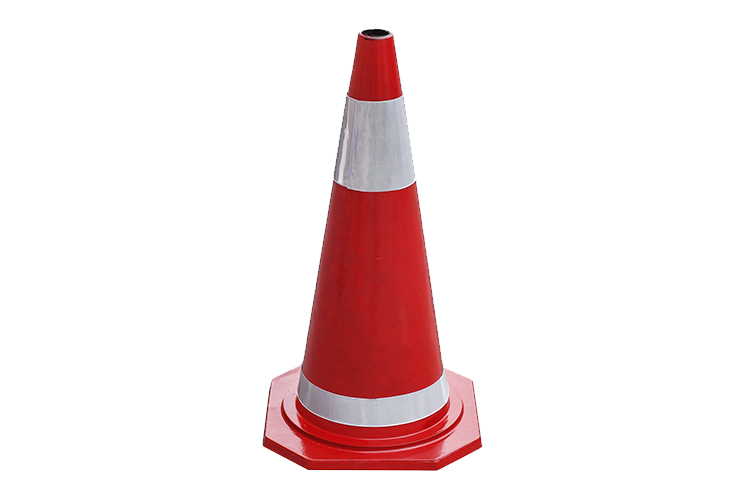 Orange Rubber Traffic Cones