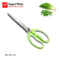 Tijeras de cocina multiusos de 5 cuchillas Scallion Scissors