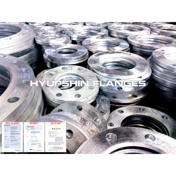 Flange Hot Dipped Galvanized Backing Ring TD TE