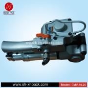 CMV-19/25 hand pneumatic plastic belt strapping machine