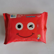 High Quality Spunlace Unscented Baby Wipes