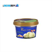 New design PP plastic IML ice cream cup