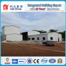 Poultry Farming Building