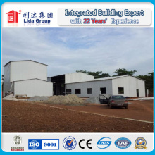Premade Mini Prefabricated Storage Warehouse with PU Panel Prefabricated Storage Warehouse
