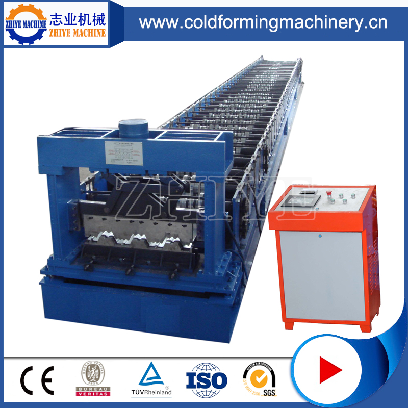 Hot selling floor deck roll forming hydraulic machine