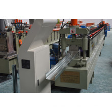 Rolo de calha de K-estilo totalmente automático fabricante direto que dá forma à máquina