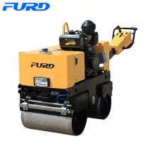 Pedestrian road roller compactor machine for sale
