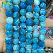 semi precious gemstone natural agate stone jewelry beads