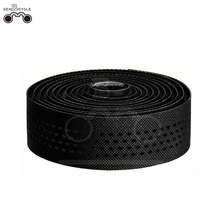 High Quality PU black Bicycle 1.8m Handlebar Tape