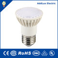 CE GS UL Dimming SMD E27 7W 6W LED Spotlight