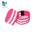 Custom Running Elastic Reflective Armband For Sport