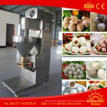 Garnelen-Ball-Hersteller-Fleischklöschen-Formungs-Maschinen-Fleisch-Ball-Maschine