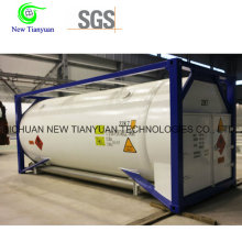 Tanque Portátil Tanque Criogénico LNG 20.0m3 Capacidad