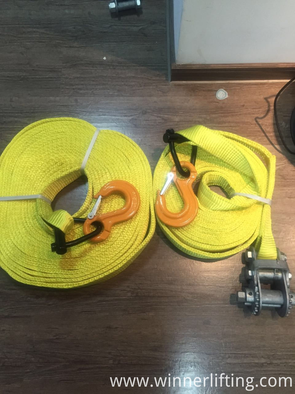 20T Heavy duty Ratchet straps
