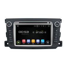 Reproductor de DVD del coche para Benz SMART 2011-2012