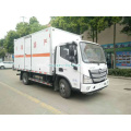 4x2 Blasting Equipment Dangerous Goods transport Truck