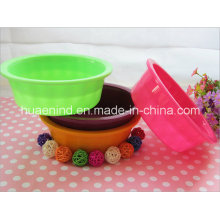 Candy Color Pet Feeding Bowl, Pet Bowl