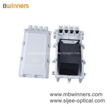 Caixa de junção de emenda do fechamento do cabo de fibra óptica de 48 núcleos