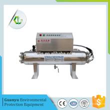 Стерилизационная очистка воды ультрафиолетовыми фильтрами