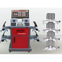 Mesin Penjajaran Roda Lori 3D Stabil