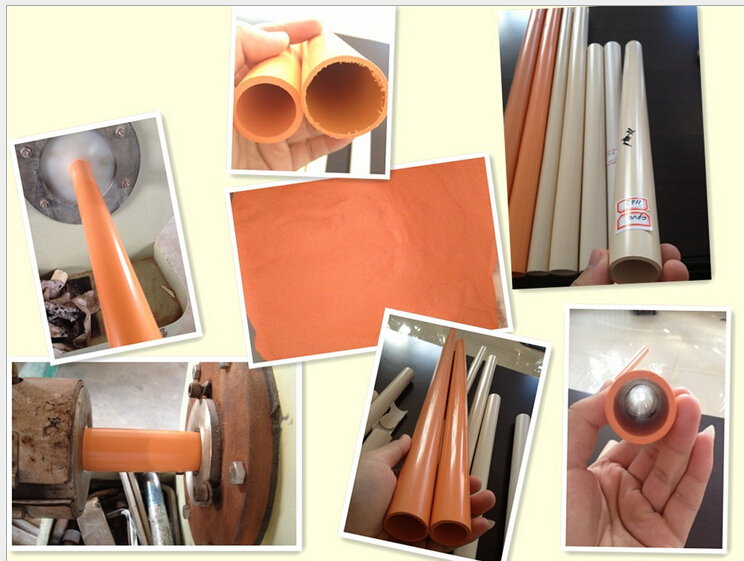 Spear CPVC Pipe Same Quality CPVC Resin