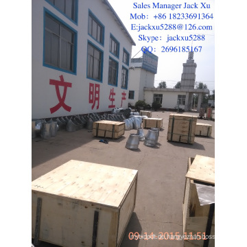 Kohlenstoffstahl Material und DIN-Norm DIN2501 Flansch DN100 PN20
