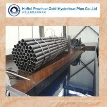 Tubo de aço sem costura de precisão laminado a frio ou laminado a frio