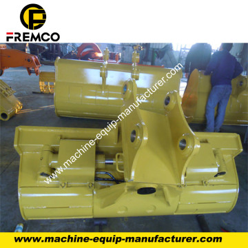 Construction Structural Parts Excavator Bucket