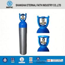 10L High Pressure Aluminum Gas Cylinder (LWH159-10-15)