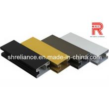 Aluminium / Aluminium-Extrusionsprofile für Bildschirmfenster