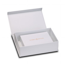 Vit Luxury Brand Cardboard Cosmetics Foldable Box